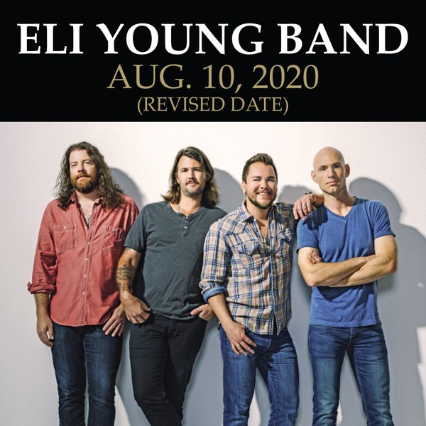 KRTY Eli Young: AUG. 10 2020