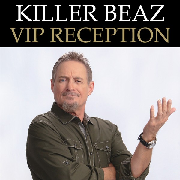 KRTY:  Killerr Beaz VIP Reception (must have a concert ticket already purchased to be eligible)
