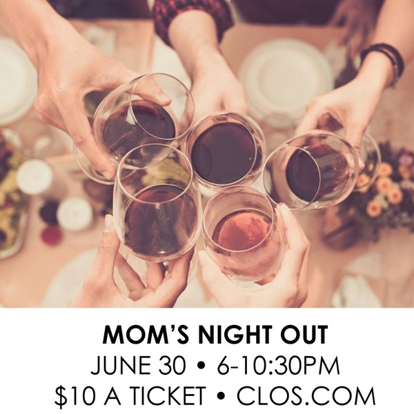 Mom's Night Out Ticket
