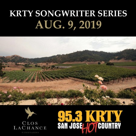 KRTY Songwriters Series: August 9th 2019