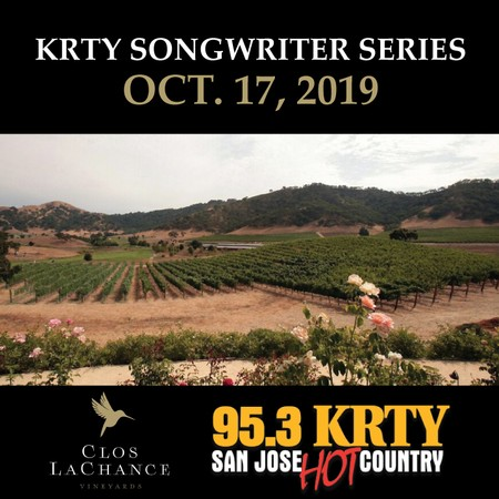 KRTY Songwriters Series: October 17th 2019