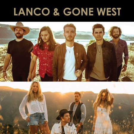 Lanco & Gone West: May 13th 2019