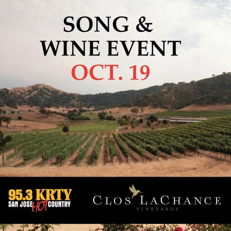KRTY Songwriters Series - Oct 19th 2018